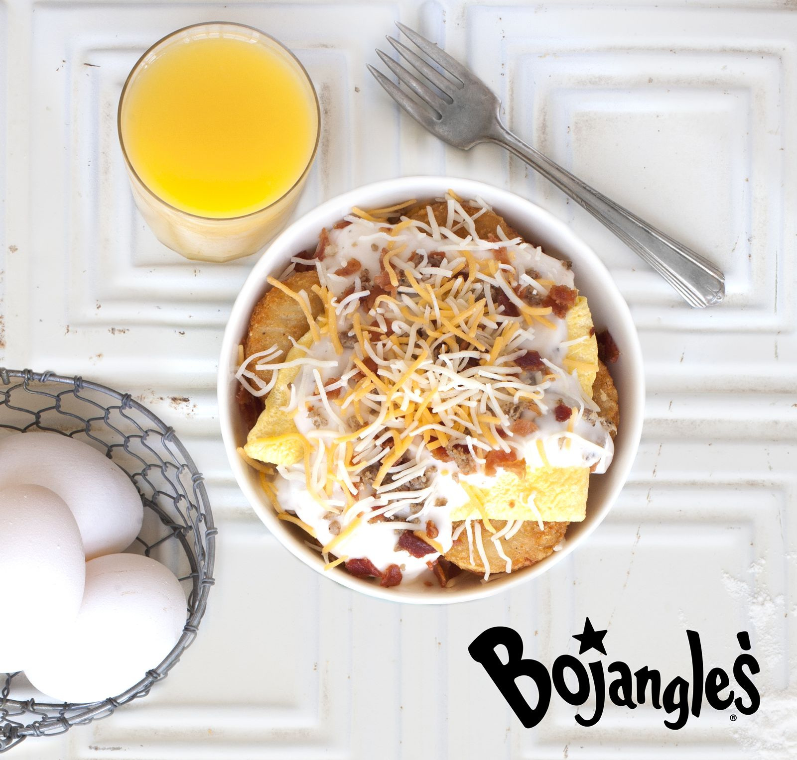 Bojangles' Bo-Tato Breakfast Bowl is Back!