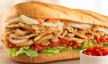 Charleys Philly Steaks Introduces New Zesty Baja Chicken Philly