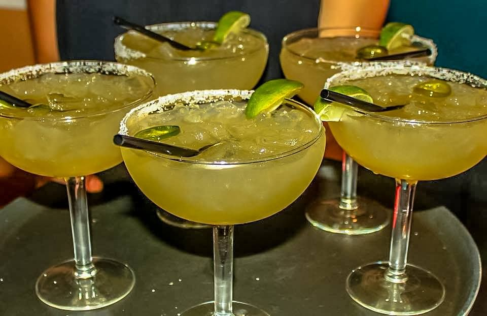 Cien Agaves Tacos & Tequila Celebrates National Margarita Day with Half-Priced House Margaritas and ALL Appetizers from 3 - 7 pm on Thursday, February 22