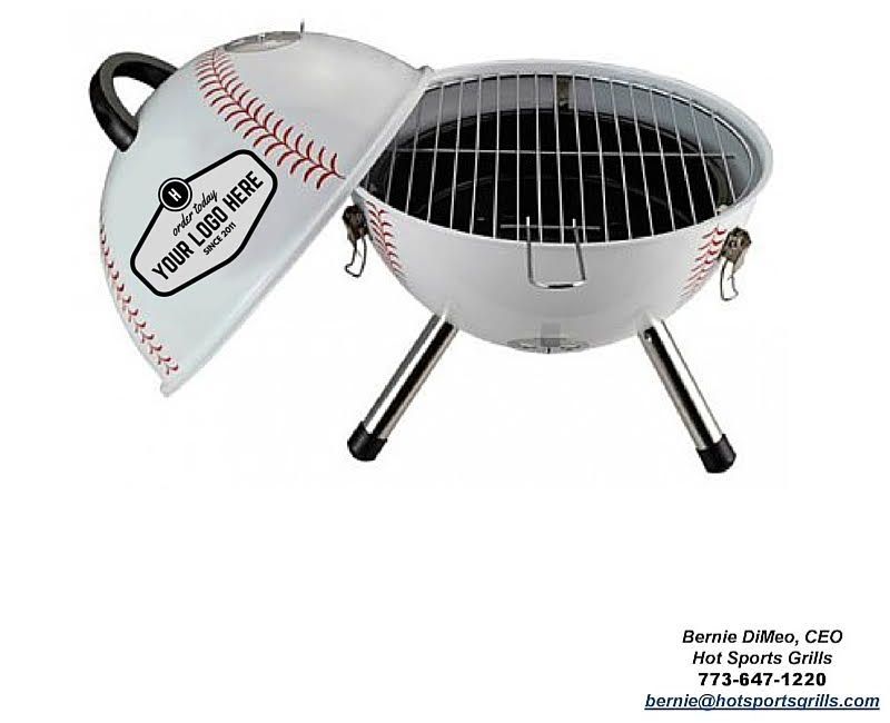 Custom, Branded Promo Items for Baseball, Golf & Grilling Season