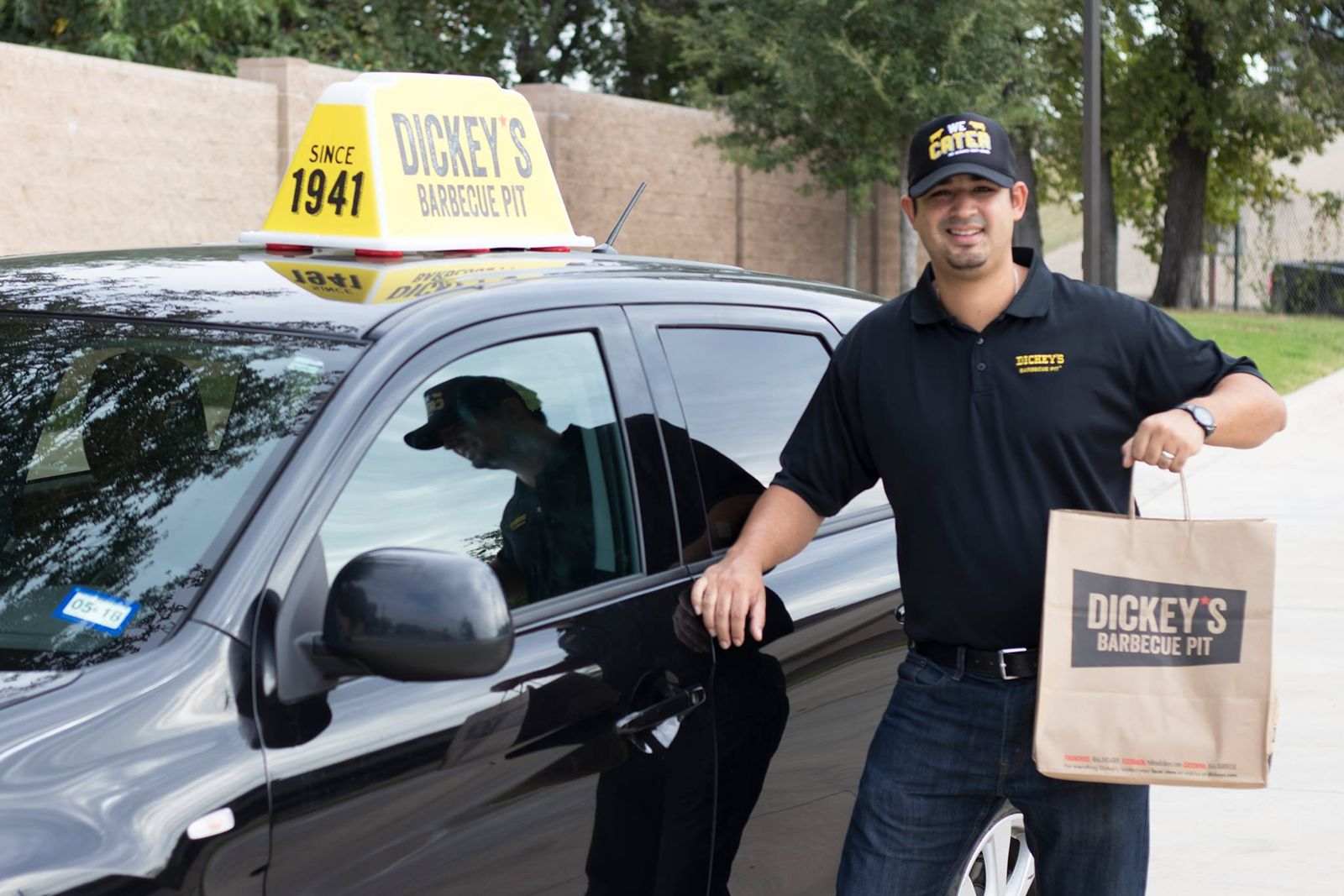 Dickey's Barbecue Pit Tests Delivery in Select Markets Nationwide