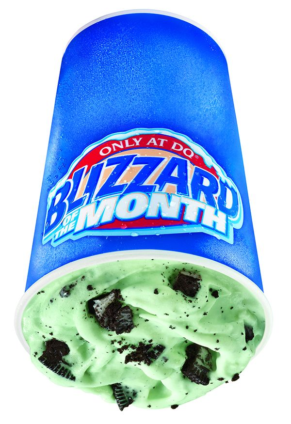 Get Lucky! Fan Favorite Treat Returns to Dairy Queen Just in Time for St. Patrick's Day