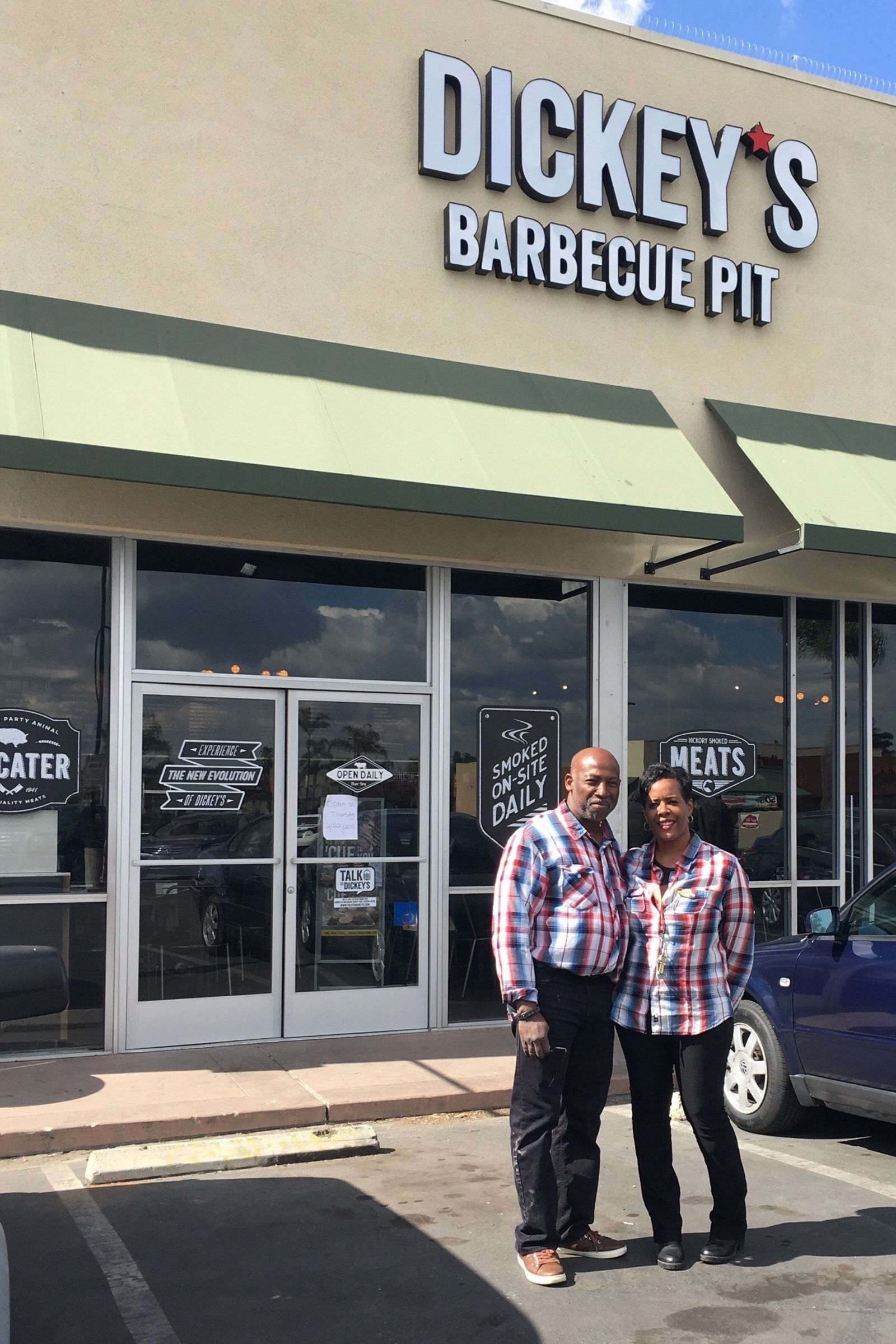 Local Restauranteur Brings Dickey's Barbecue Pit to Compton