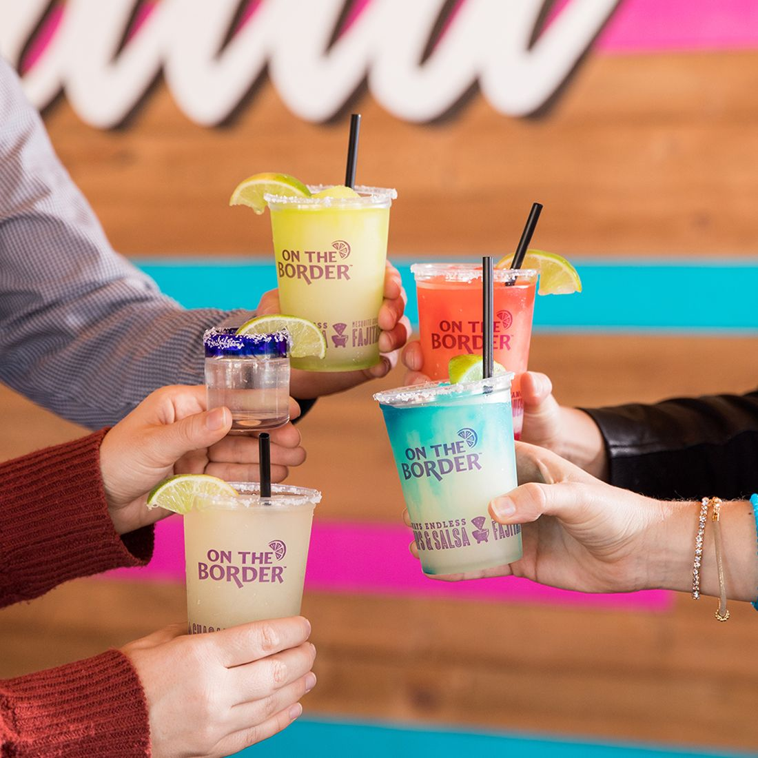 On the Border Mexican Grill & Cantina Shakes Up National Margarita Day with $2 House Margaritas