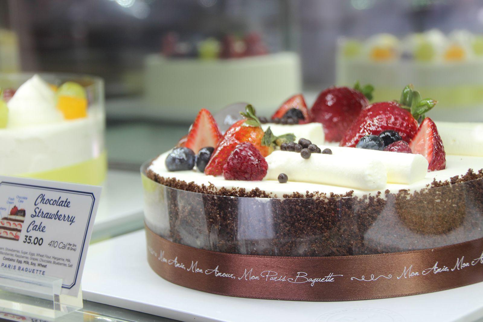 Paris Baguette, La Habra Grand Opening - Flor and Jae bring Parisian treats to La Habra