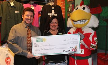 Quaker Steak & Lube Rewards $25,000 Grand Prize