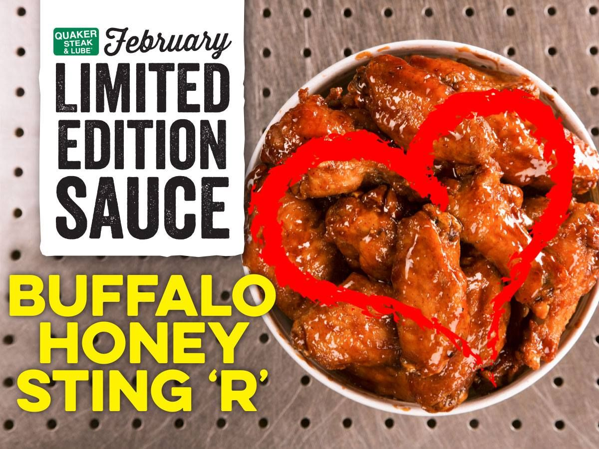 Quaker Steak & Lube Satisfying Craviings All Year with New Monthly Flavors