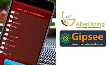 AllerDining Introduces Do-It-Yourself Interactive Allergen Menus for Independent Restaurants
