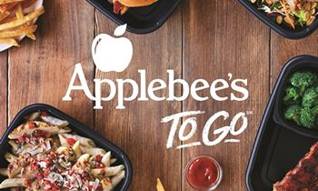 Order online in minutes with Applebee's ® To Go - improved packaging, easier online ordering through website and mobile app, and curbside pickup available.