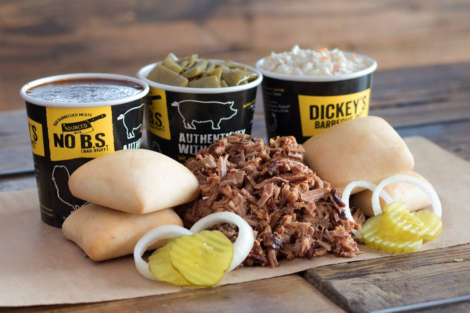 Father and Son Duo Bring Dickey's Barbecue Pit to Oklahoma City