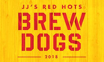 JJ's Red Hots Collaborates with Eight Top Charlotte Breweries for Brew Dogs Series 2018
