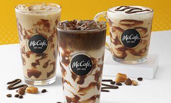 McCafé Debuts New Turtle Beverages