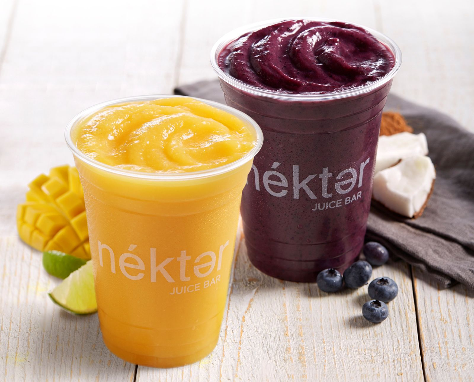 Nékter Juice Bar's Revs Up Spring Smoothies with Powerful Superfoods