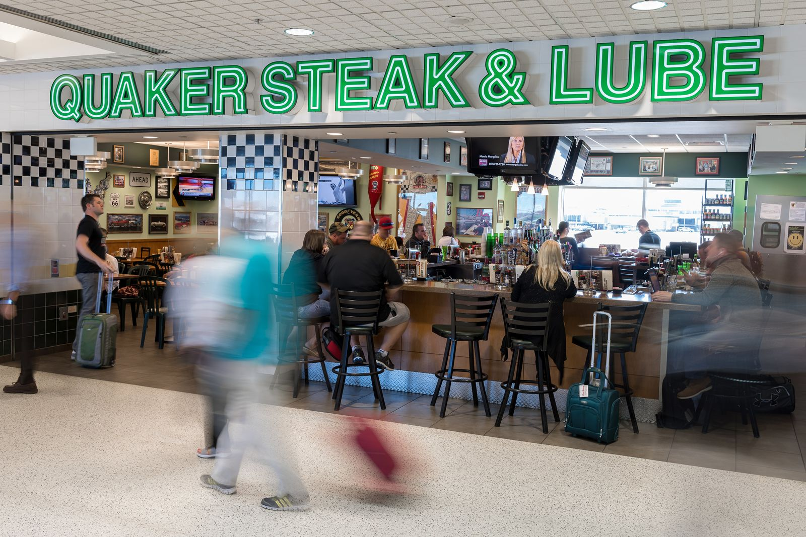 Quaker Steak & Lube Seeks Airport Expansion at ARN Revenue Conference & Exhibition in Orlando March 12-15, 2018