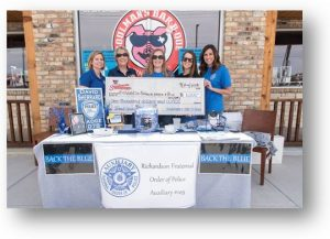 Soulman's Bar-B-Que Backs the Blue with BBQ in North Texas