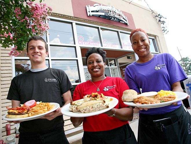 Thumbs Up Diner Works with Emerging Franchises on National Growth!
