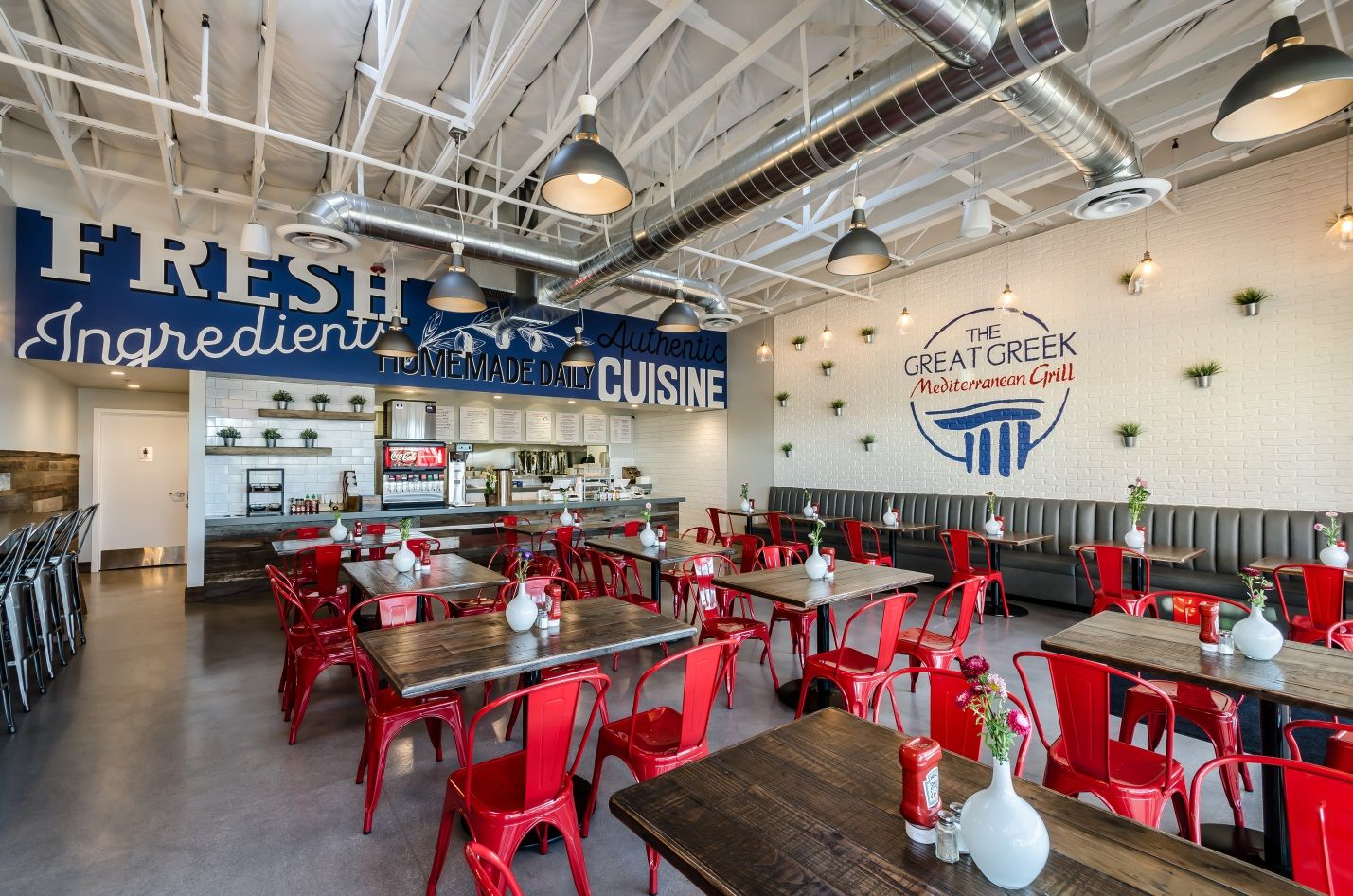 United Franchise Group Network Partners with The Great Greek Mediterranean Grill
