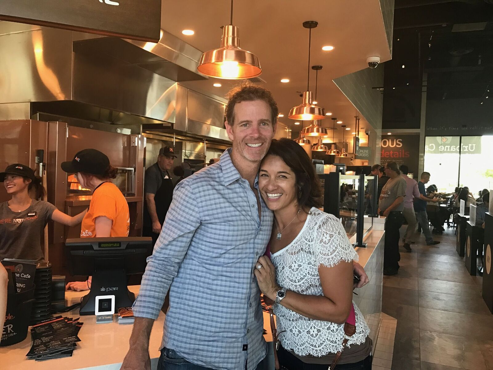 Urbane Cafe's Latest Grand Opening Includes Charitable Giving