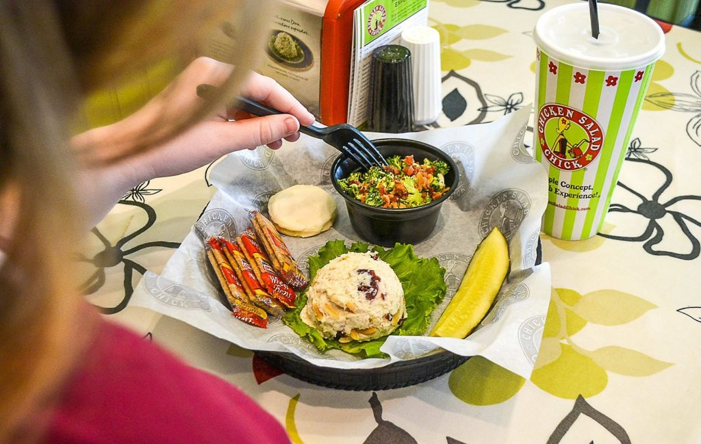Chicken Salad Chick To Debut First Restaurant In Ohio