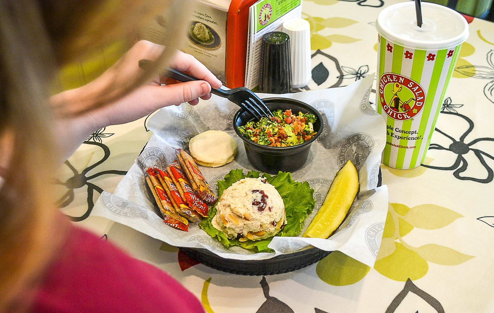 Chicken Salad Chick To Open First Location In Carrollton
