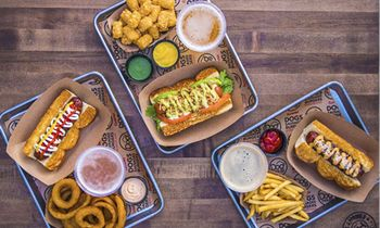 Dog Haus Opens New Franchise Location In Belmont On Saturday