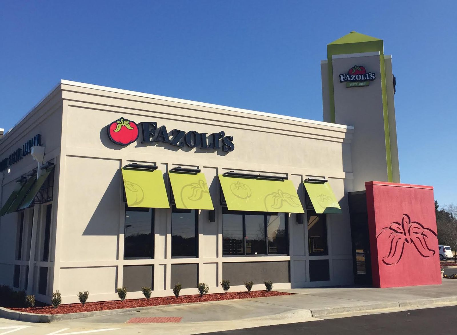 Fazoli's Newest Location Breaks The $100,000 Weekly Sales Barrier As Brand Celebrates 12 Franchise Sales Records And Five New Openings During First Quarter Of 2018