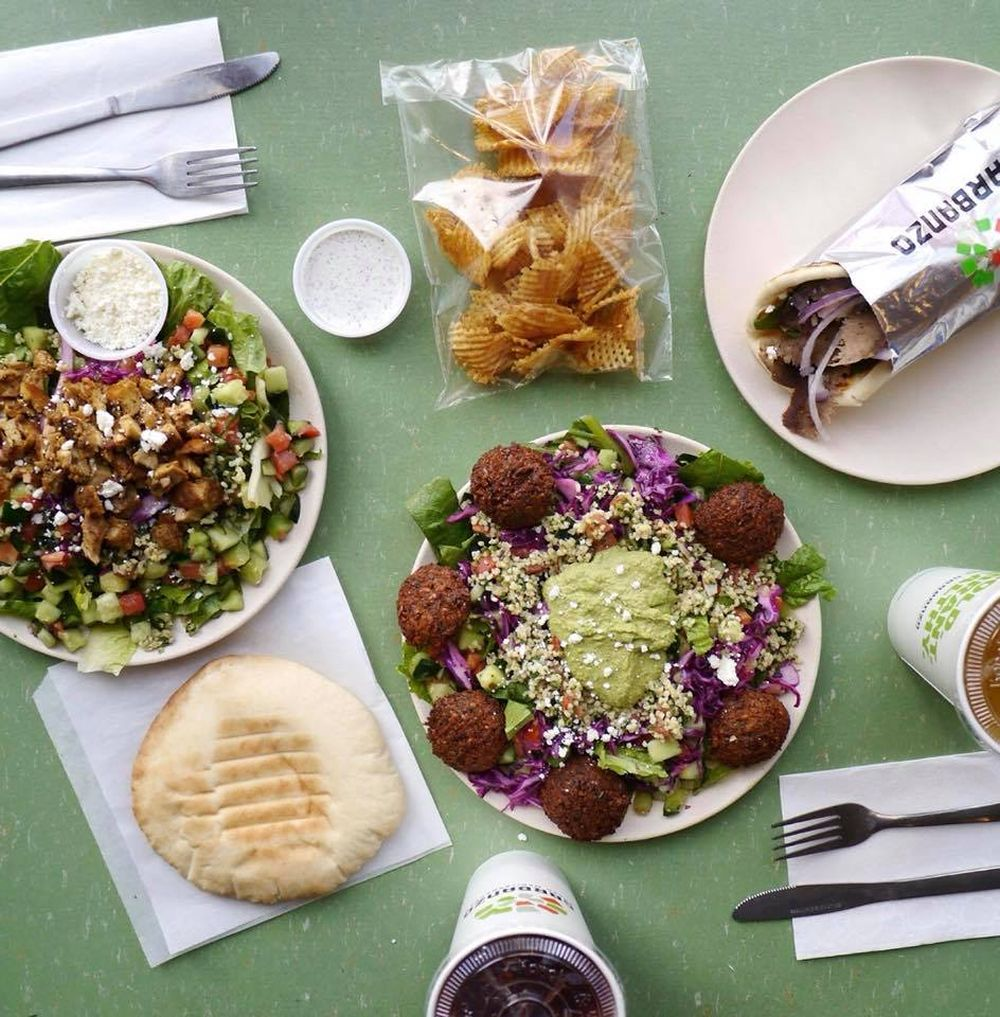 Garbanzo Mediterranean Fresh Is Bringing Its New Prototype To Longmont