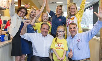 "Jersey Mike's Subs Raises Over $6 Million for Charities During Nationwide ""Month of Giving"""