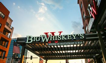 Kansas City Offers Great Growth Opportunities for Big Whiskey's American Restaurant & Bar