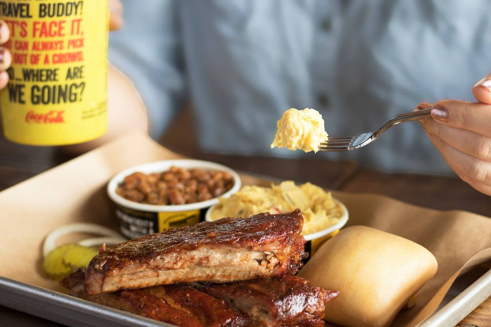 Local Franchisee Brings Dickey's Barbecue Pit to Lutz