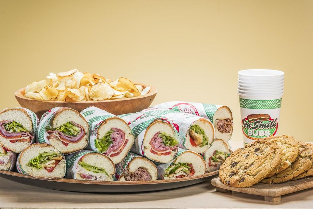 Make Jon Smith Subs Your Top Pick for Catering Your Football Draft Party, April 26-28