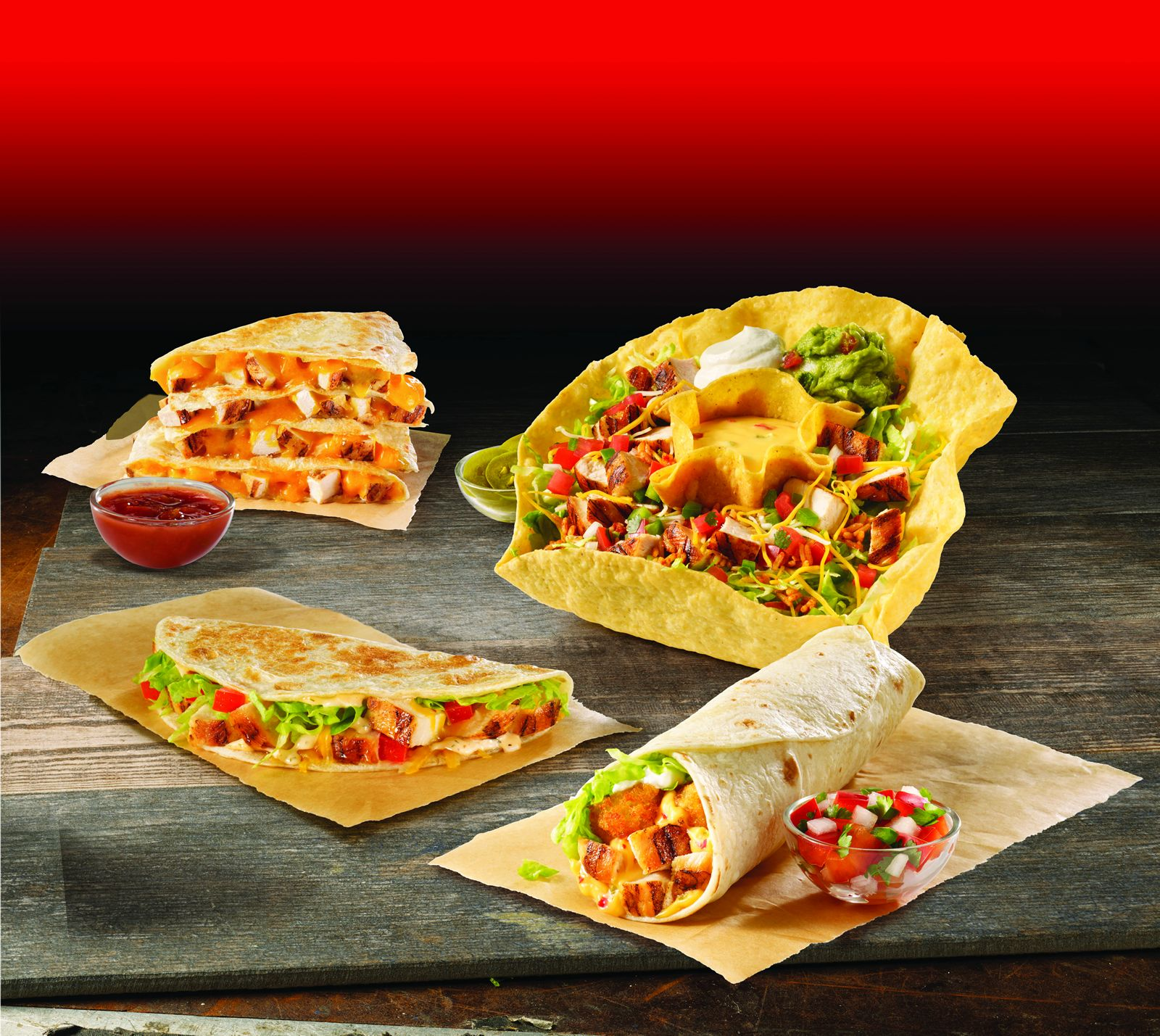 Taco Bueno Fires Up New Marinated Grilled Chicken