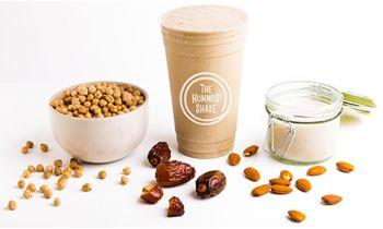 """The Hummus & Pita Co. Launching Revolutionary """"Hummus Shake"""" on National Hummus Day"""