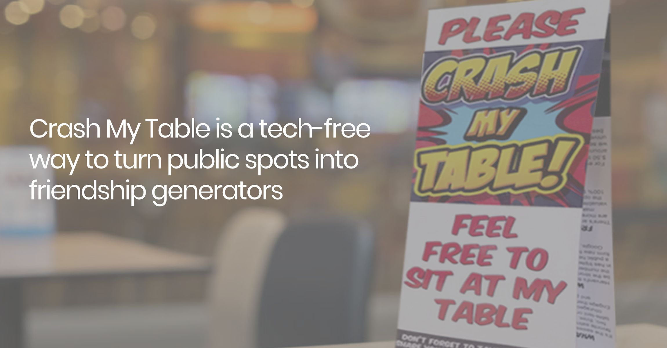 Will a Mother's New Non-Tech Kickstarter Invention Help Flood Restaurants with Patrons?