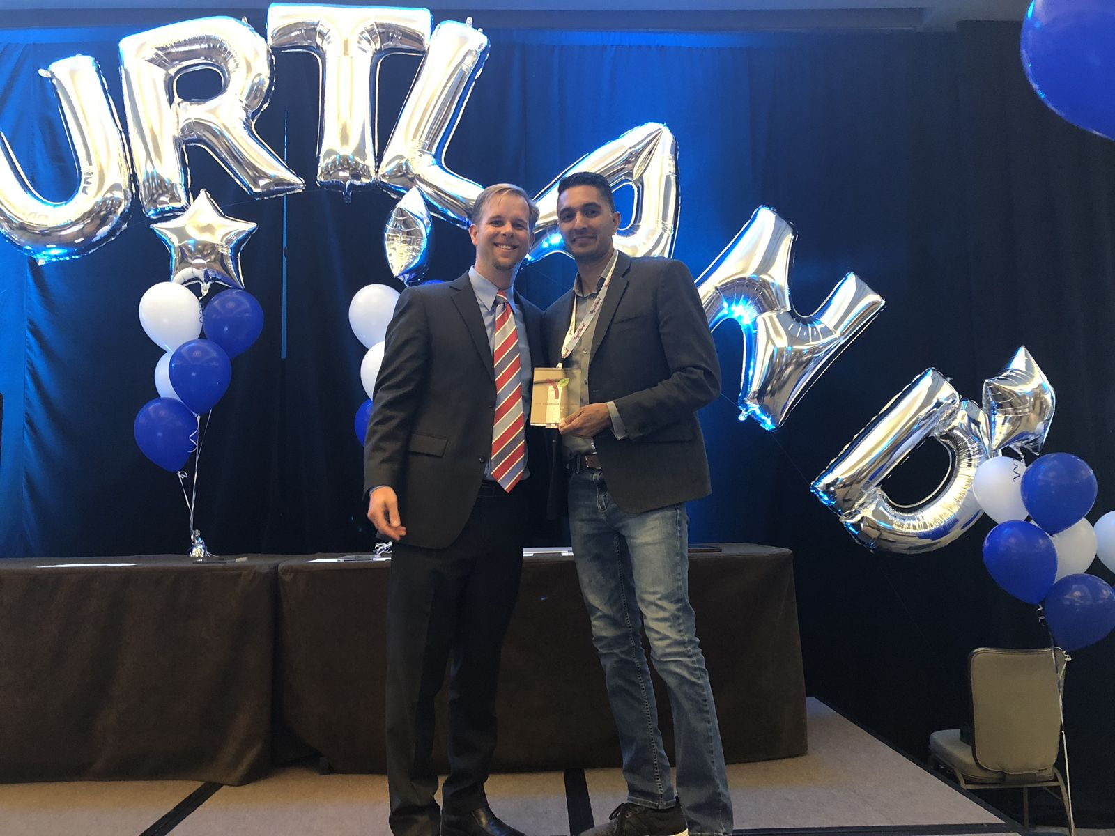 Yogurtland honors top franchisees at annual conference for Ajays catering cuisine