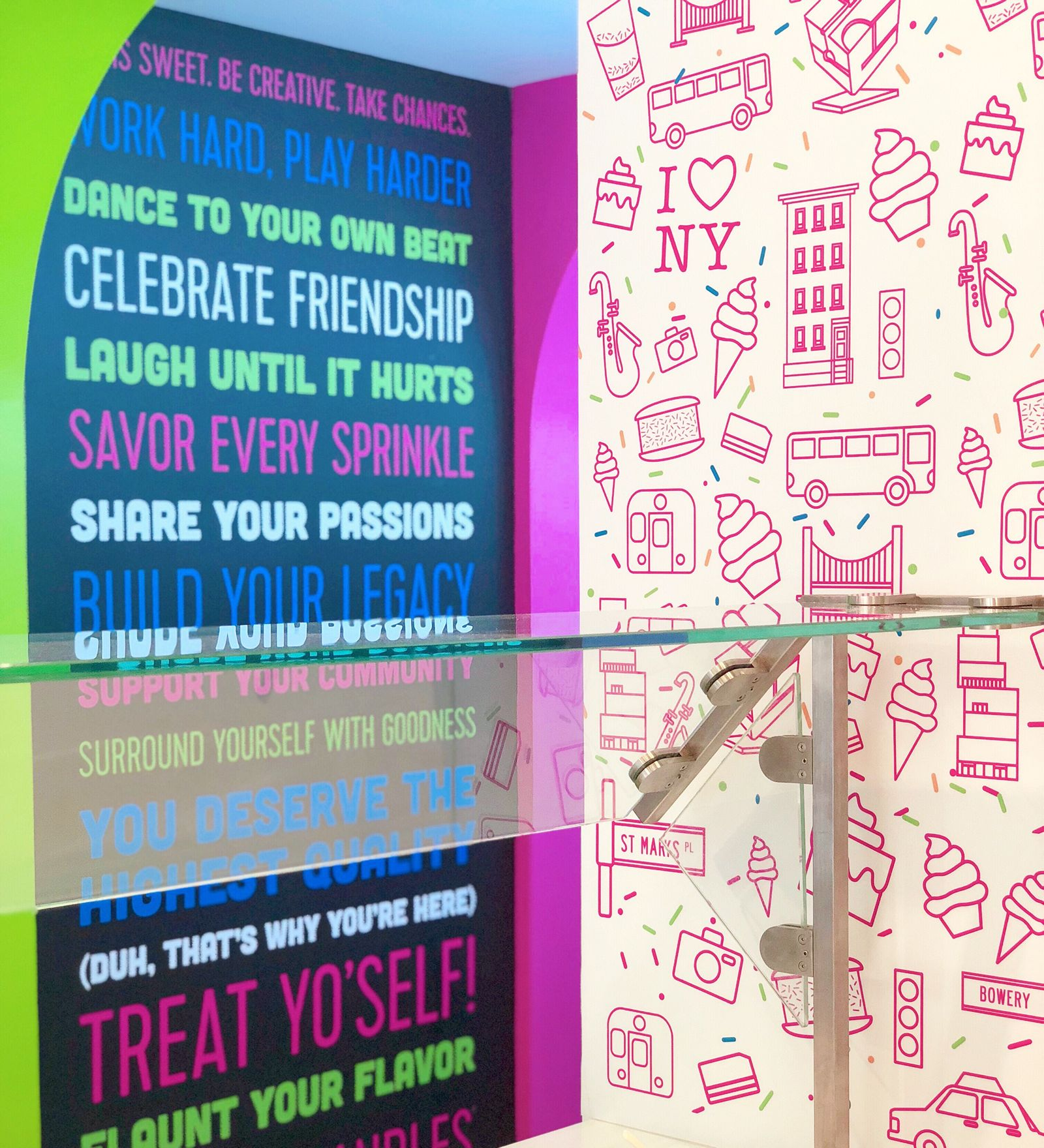 16 Handles East Village Manhattan