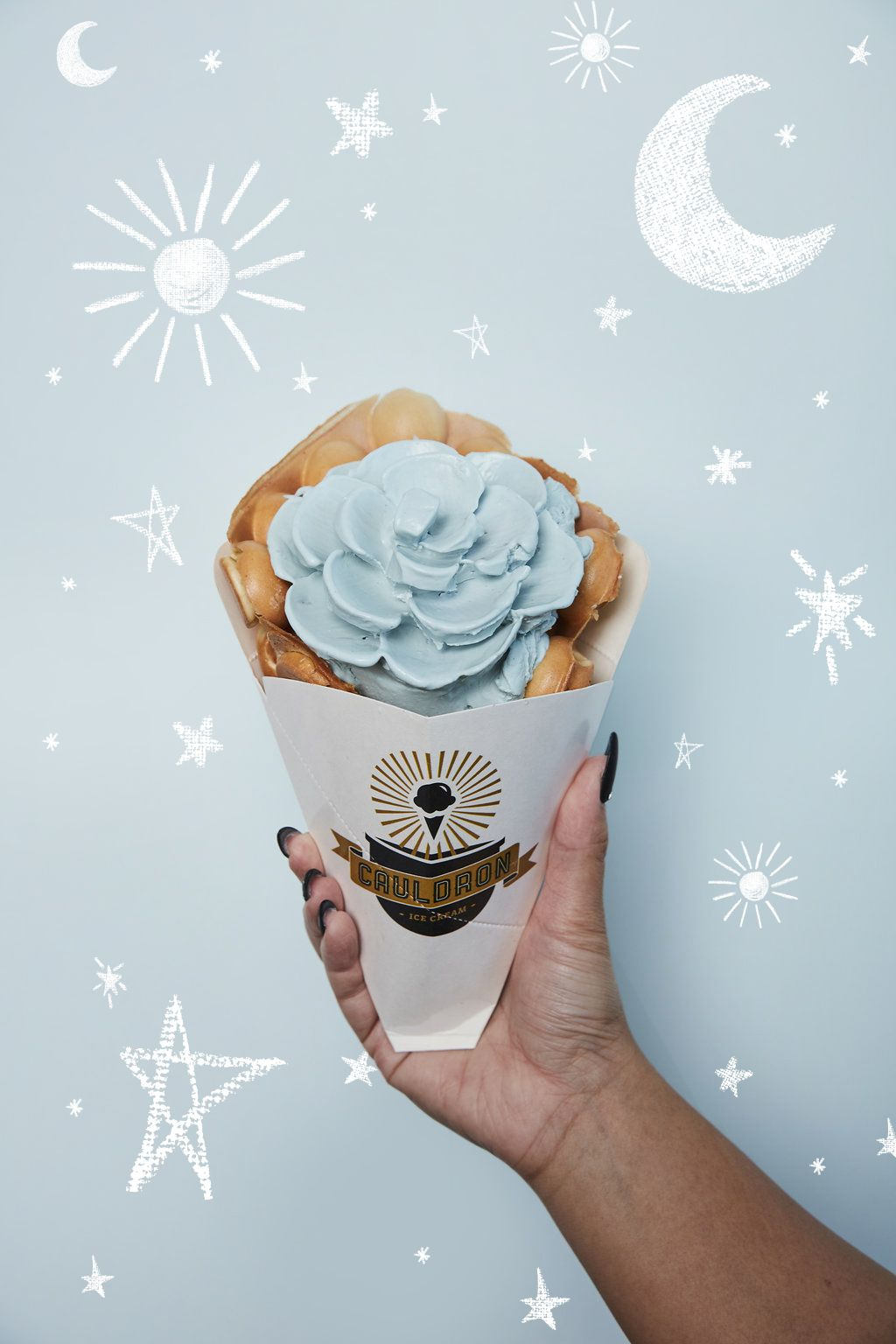 One of the most innovative ice cream concepts in the nation, Cauldron Ice Cream, is officially bringing its made-to-order nitrogen ice cream and viral OG Puffle Cone to Northern San Diego County, with locations planned for Carlsbad, San Marcos, and the Del Mar/Encinitas area.