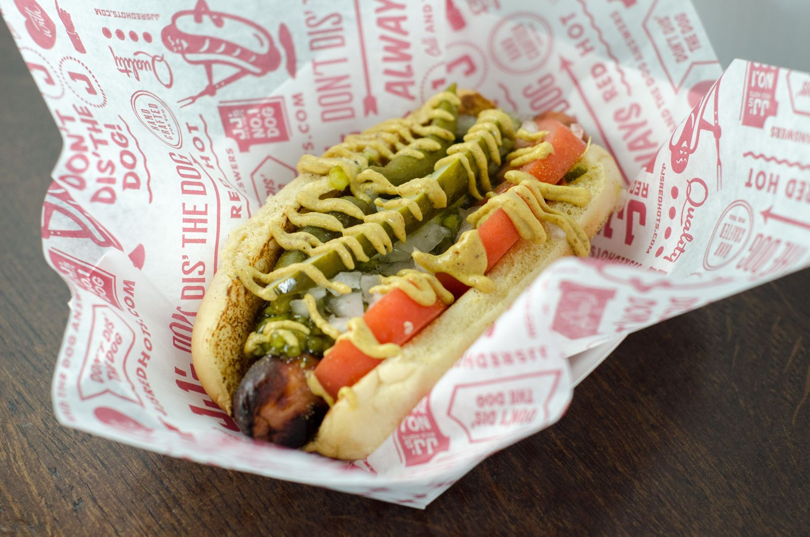 JJ's Red Hots Set to Sell its 1,000,000th Hot Dog and Will Celebrate all Month Long