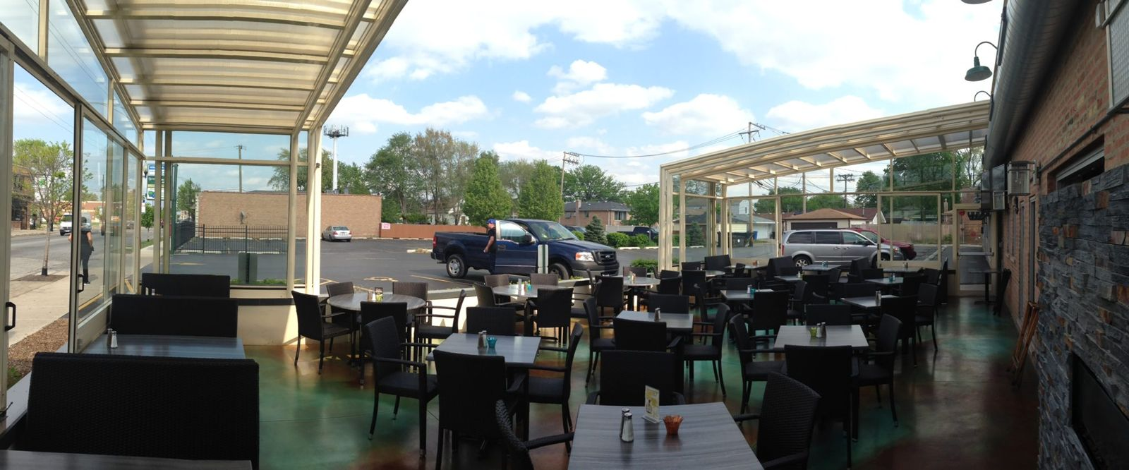 La Fiesta Mexican in Chicago is the Perfect Spot for a Year-Round Patio Party