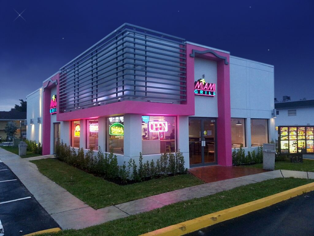 Miami Grill Outshines Industry Average Comp Sales & Transactions