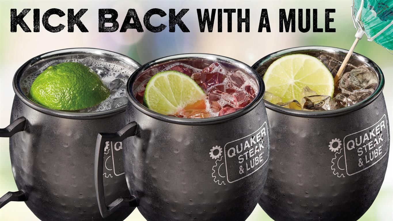 Quaker Steak & Lube Revives Fan Favorites with New Limited Time Menu