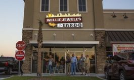 Willie Jewell's Old School Bar-B-Q Grand Opening May 23, 2018