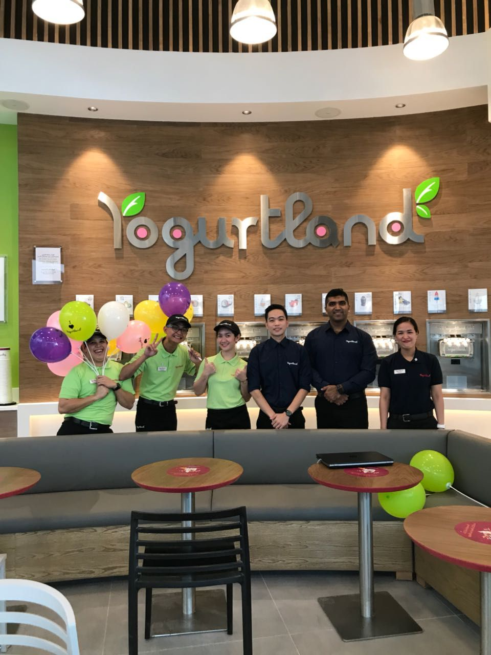 Yogurtland Expands International Presence