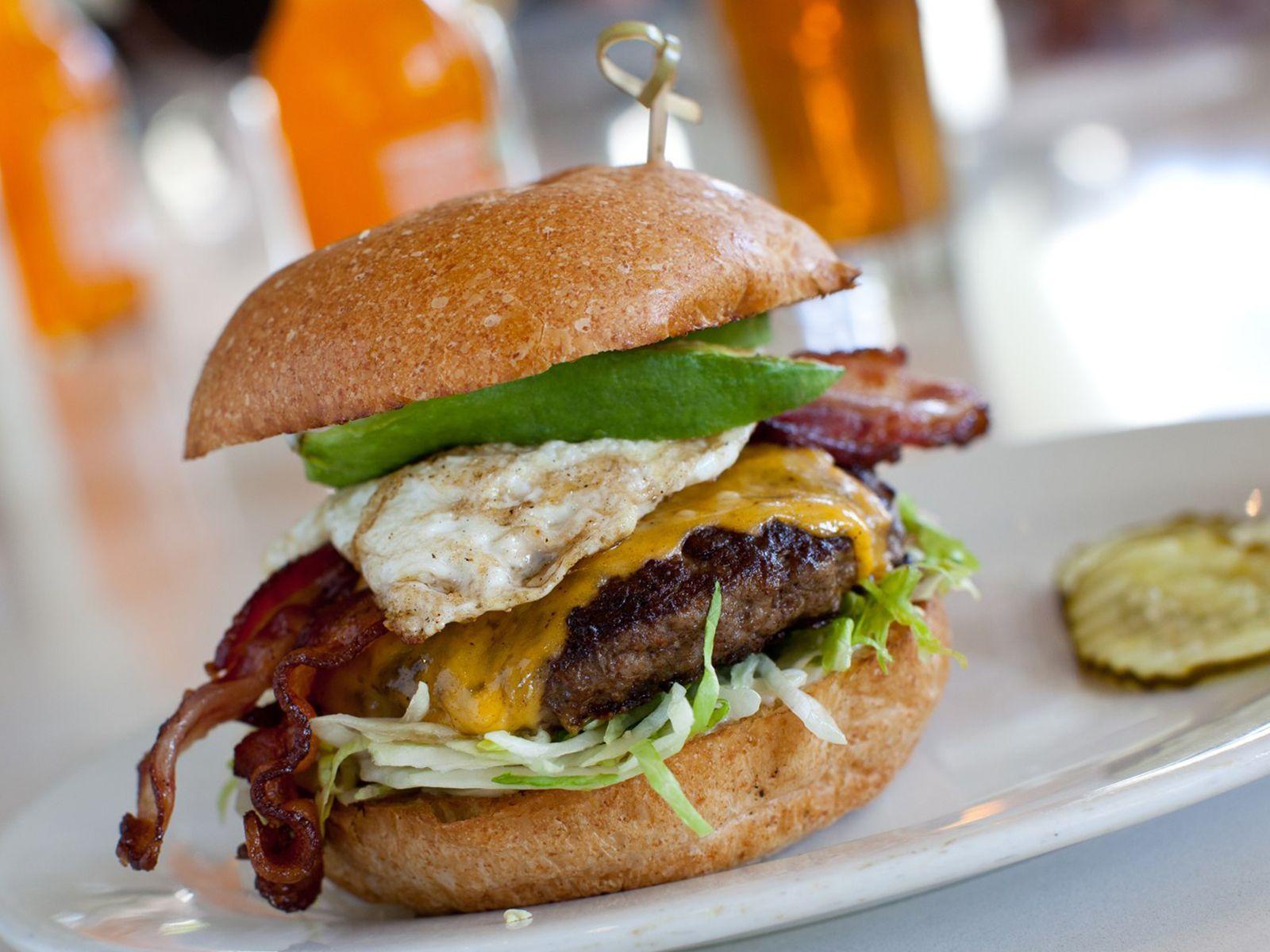 Zinburger Wine & Burger Bar Launches Burger Battle