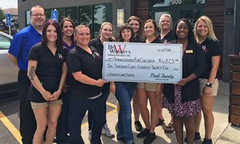 Big Whiskey's Supports Foster Care Month with Annual Fundraiser