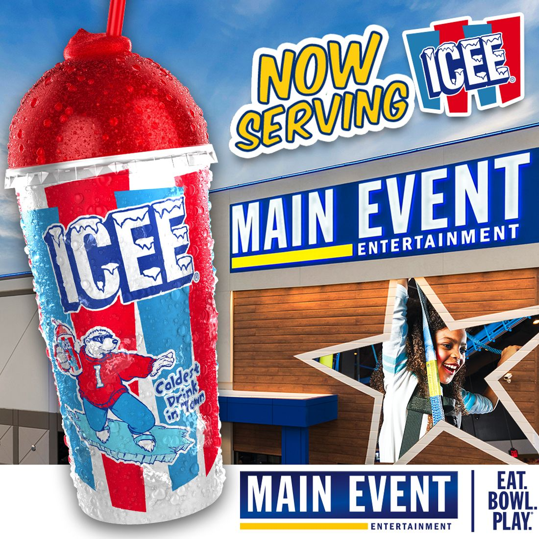Brace for ICEE Conditions this Summer at Main Event
