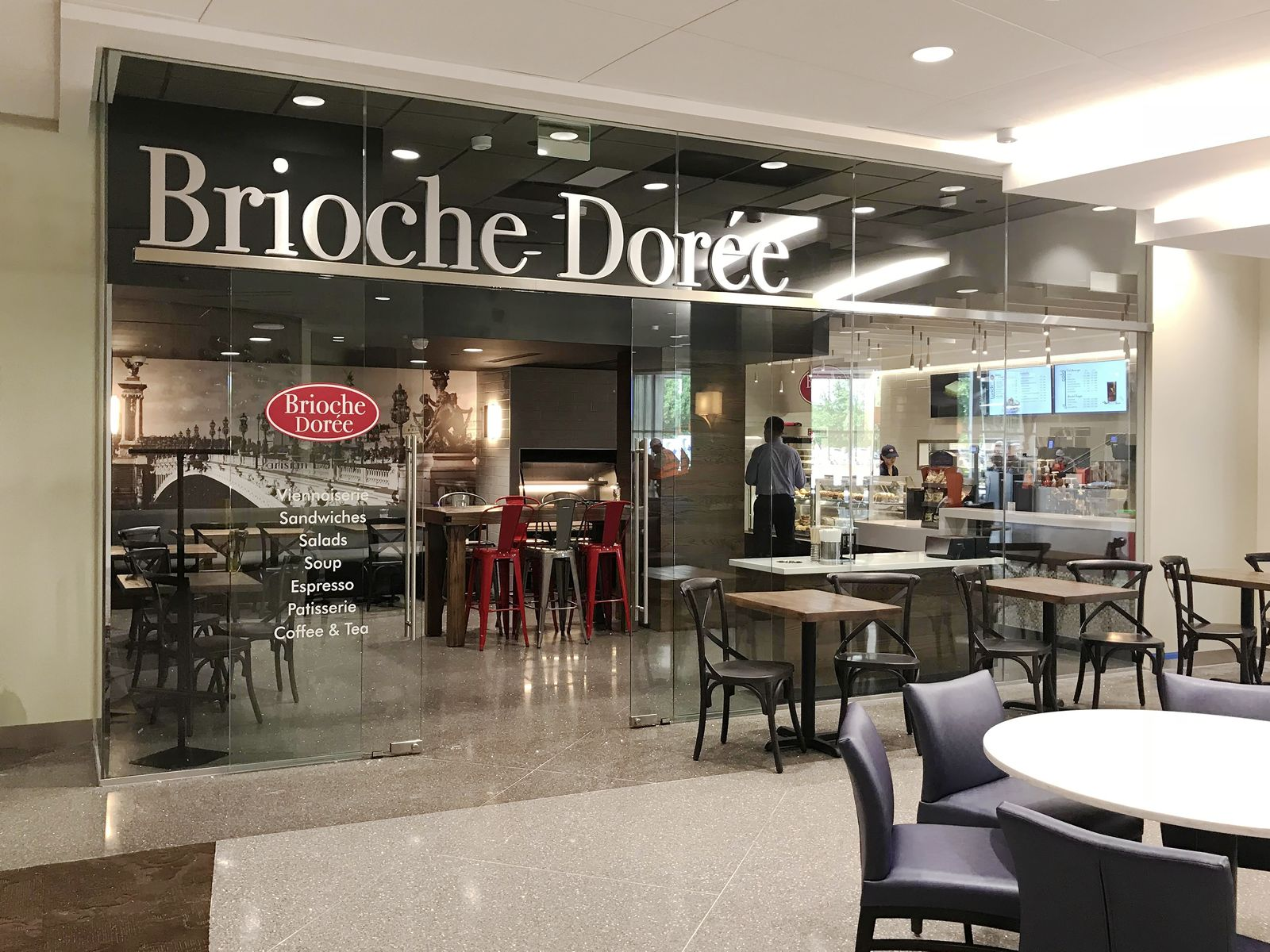 Brioche French Bakery And Cafe