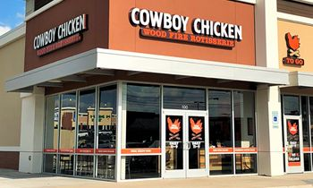 Cowboy Chicken Recognized as Top Restaurant Mover and Shaker for Seventh Consecutive Year