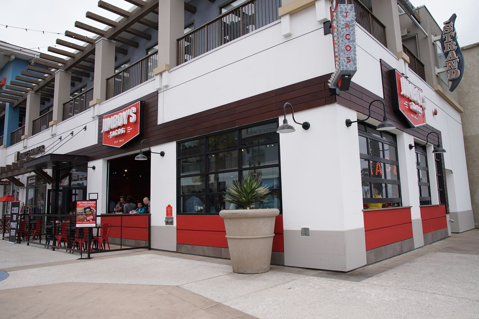 Jimboy's Tacos Celebrates New Flagship Store in Huntington Beach with All-Day Grand Opening Festivities on Saturday, July 21