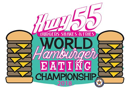 Molly Schuyler, 100-Pound Mother of Four, Inhales 55 oz. (3.5 pounds) of Hwy 55 Burgers in World-Record Time